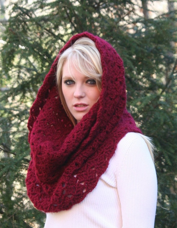 scarf crochet women
