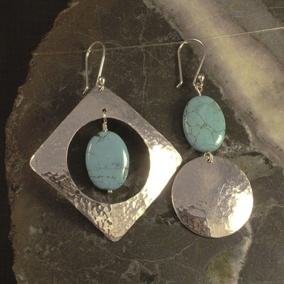 This design is a clone of the first pair of earrings I ever created in my first ...