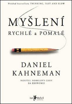 Převratná a průkopnická kniha o fungování naší mysli, napsaná čtivě a srozumitelně jedním z největších a nejvlivnějších myslitelů současnosti. Kahneman v ní shrnuje desítky let svých výzkumů a navždy mění způsob, jakým přemýšlíme o přemýšlení, rozhodování, životě, práci i světě. Naučí nás odhalovat chyby a zkratky naší mysli a vyhnout se tak pasti mentálních chyb. Kniha je nezbytná...