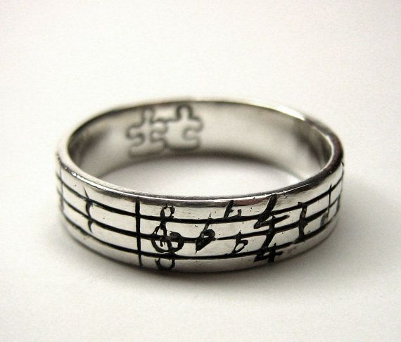Song ring...pretty.