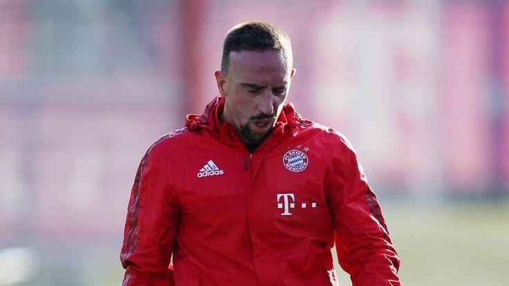 Franck Ribéry, FC Bayern München