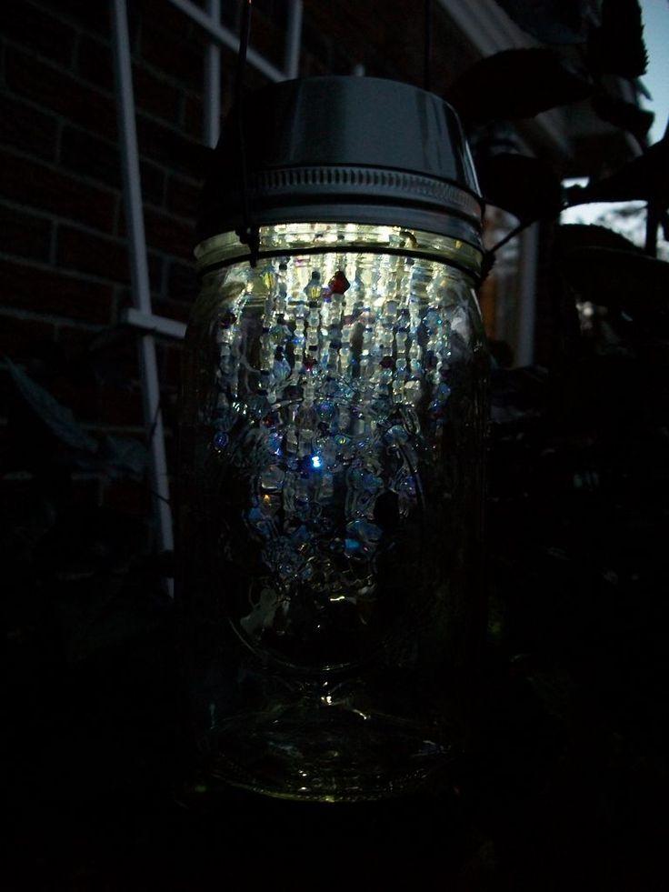 best 25 garden fairy lights ideas on pinterest country. Black Bedroom Furniture Sets. Home Design Ideas