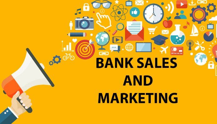 Bank marketing used to consist of some in-branch brochures, print ads and a…