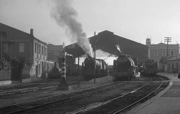 Estación del Norte (Arrabal) 1964