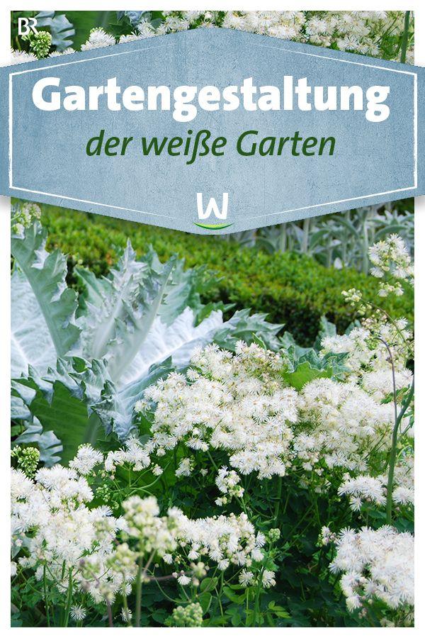 Garten Gartengestaltung Der Weisse Garten Br De Garten Gartengestaltung Weissen Garten