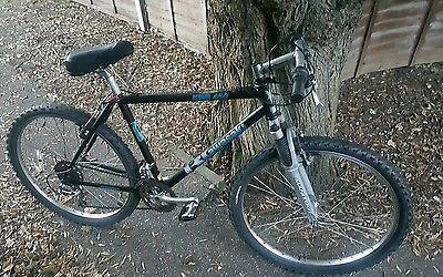 Kawasaki KMB 450 rare retro mountain bike cycle Tange araya