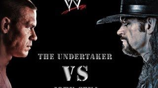 wwe smackdown john cena vs the undertaker - YouTube