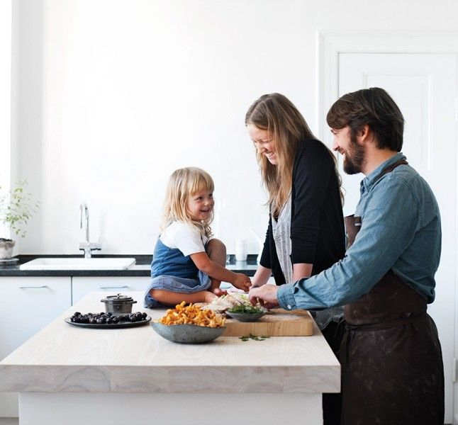 What Rene Redzepi (a.k.a. The World's Best Chef) Cooks At