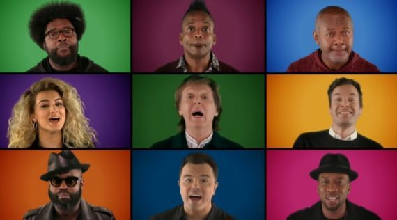"Confira Paul McCartney, Tori Kelly e o elenco de ""Sing"" cantando música de Natal em talk show #Banda, #Brincadeira, #Filme, #JimmyFallon, #Kelly, #M, #Música, #Noticias, #PaulMcCartney, #QUem, #Show, #Vídeo, #Youtube http://popzone.tv/2016/12/confira-paul-mccartney-tori-kelly-e-o-elenco-de-sing-cantando-musica-de-natal-em-talk-show.html"
