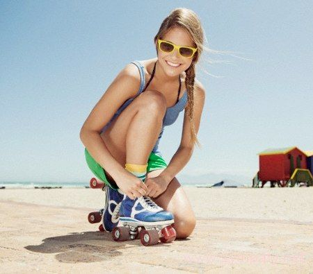 Весна-а-а-а... Пора веселиться и активно отдыхать! Используй бонусы и получай скидку на катание на роликах для двоих! :) http://partymoney.com.ua/em_52792af68050b