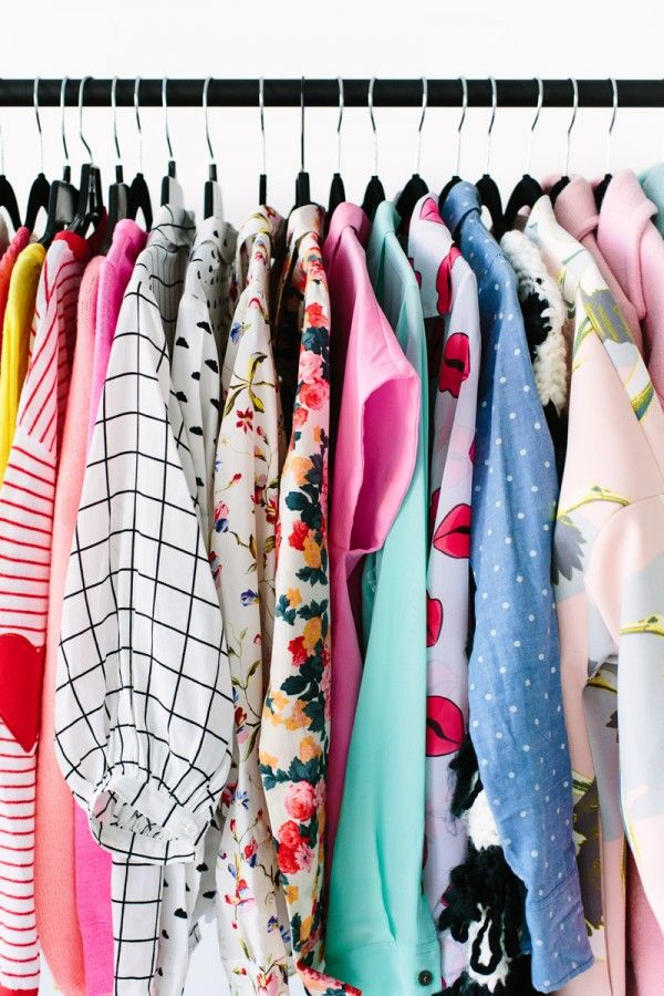 style | how to add color to your winter wardrobe - via studio diy