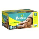 Wow, I would love a  Pampers Swaddlers Diapers Size 3 Economy Pack Plus 162 Count / http://www.dancamacho.com/pampers-swaddlers-diapers-size-3-economy-pack-plus-162-count/