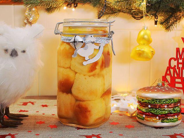 A legalkoholosabb karácsonyi ajándék: rum babá
