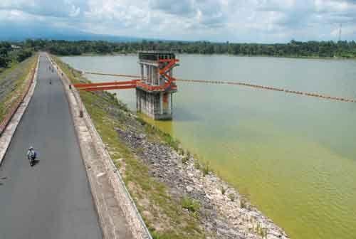 Dam Sutami, South Malang-East Java