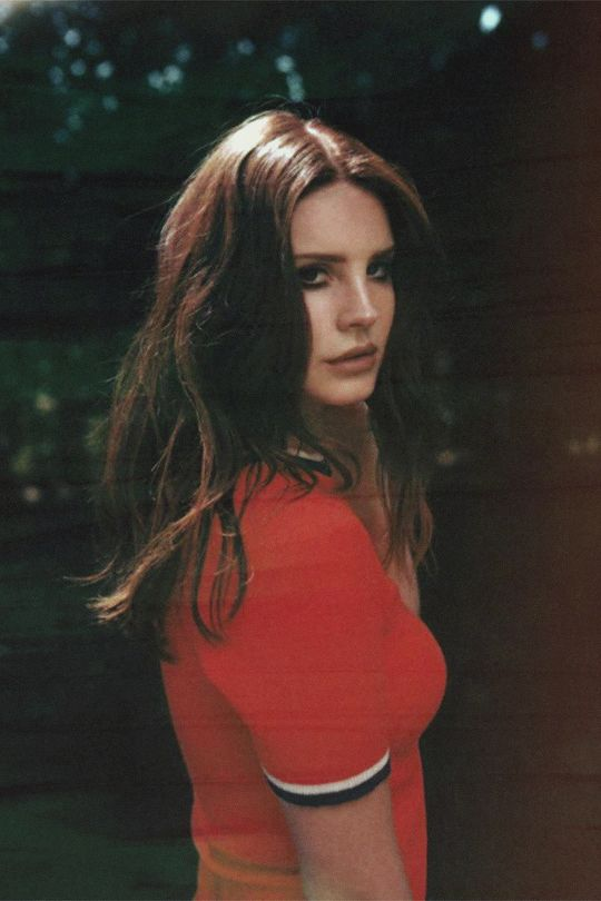 Lana Del Rey for Ultraviolence by Neil Krug