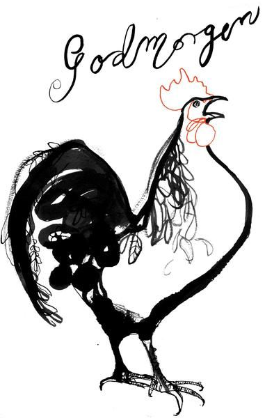 Gravid magasin rooster torilbaekmark 2008