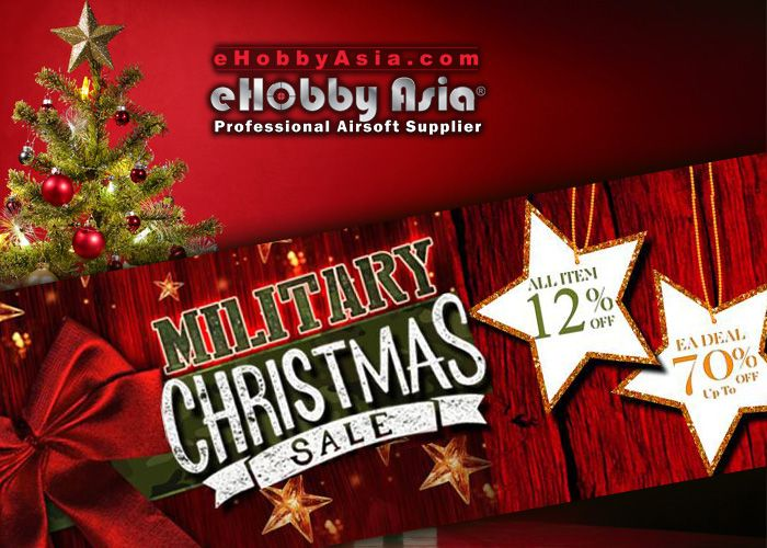 eHobby Asia Christmas Sale 2016 New Edition