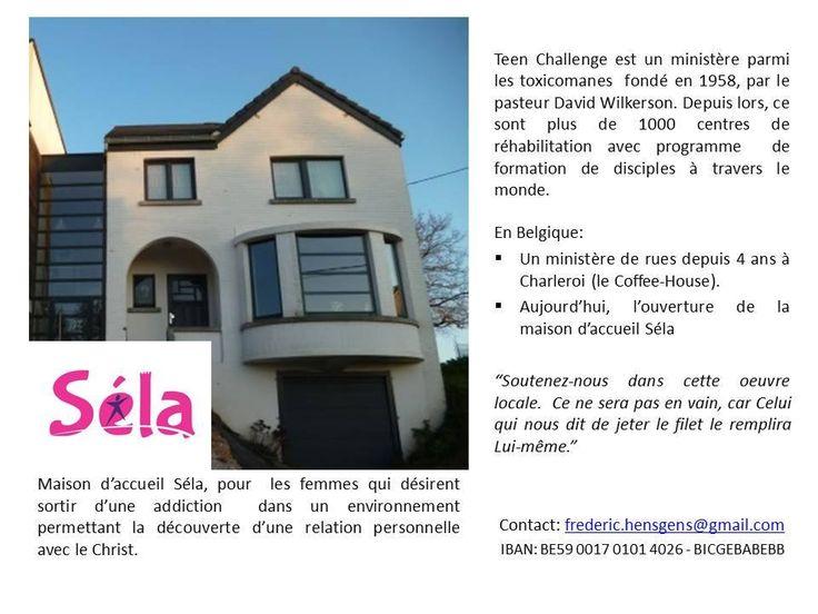 Mooie actie voor vrouwenhuis Sela, België