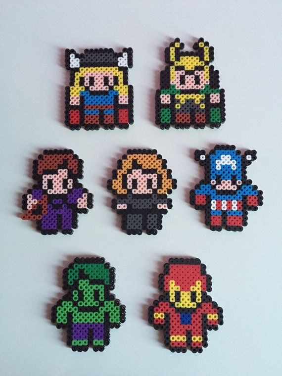 7290 best perler bead ideas for the images on