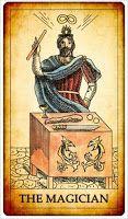 Cartas do Destino: Court Games Tarot - Deck