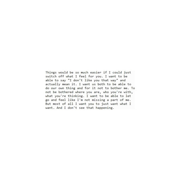 Heartbreak Quote Graphics ❤ liked on Polyvore