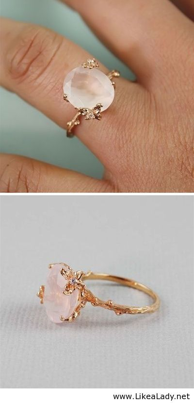 Beautiful gold ring