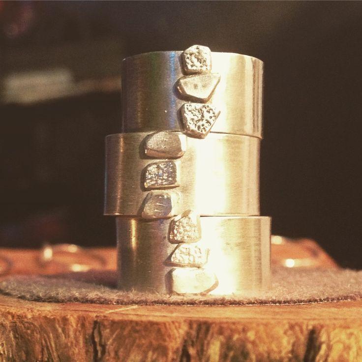 Tower of nonsense rings