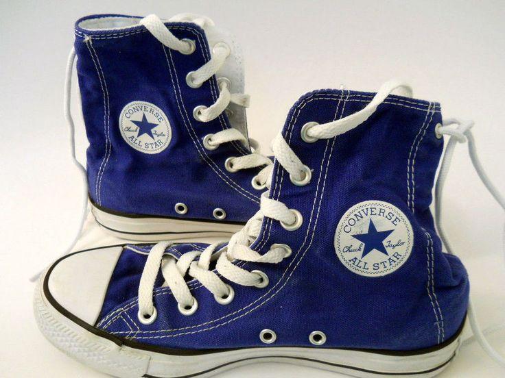 CONVERSE ALL STAR T375 UK 5 NOIR