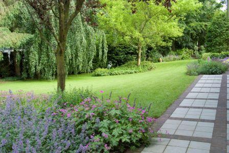 Van Raaijen Hoveniers tuinaanleg - landelijke tuin - tuinontwerp Robert Broekema - fotografie Maayke de Ridder