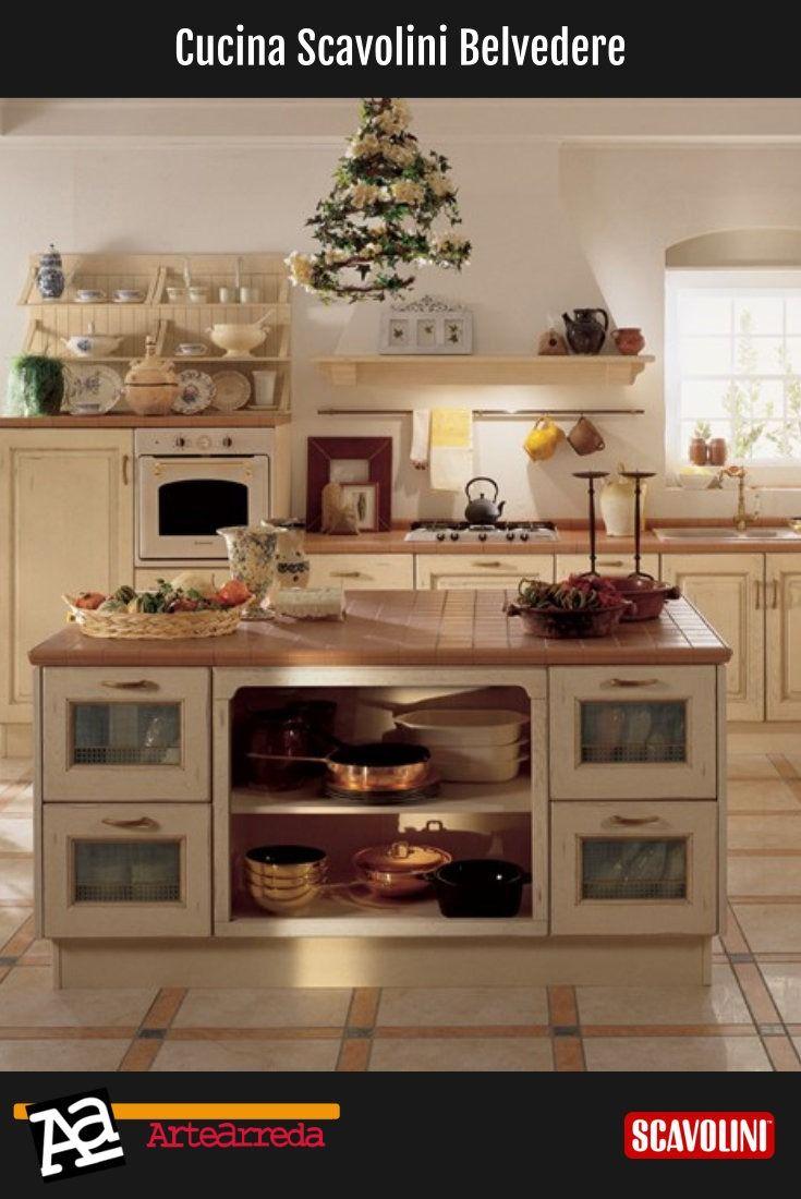 Cucina Scavolini Belvedere | Cucine Scavolini nel 2019 | Furniture ...