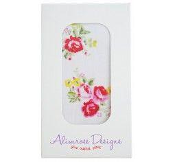 Alimrose Muslin Wrap - White