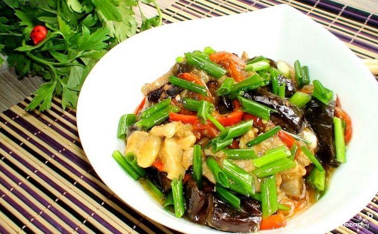 Мясо по-пекински