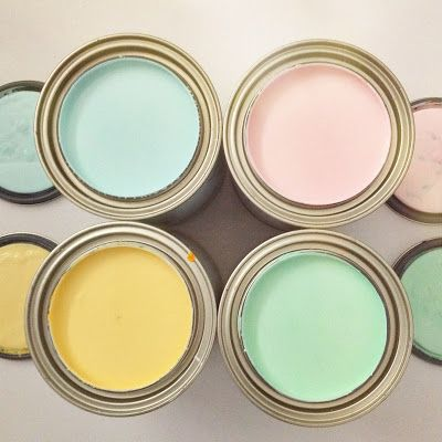 Pastel Paint Colors Magnificent Best 25 Pastel Paint Colors Ideas On Pinterest  Vintage Paint . Design Inspiration