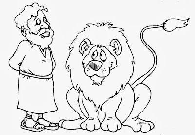Daniel y los leones (Dan 6,1-29)