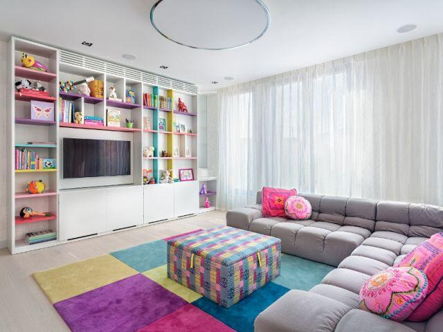 Les 25 meilleures id es concernant salles de jeux enfants for Jeu pour gagner une maison