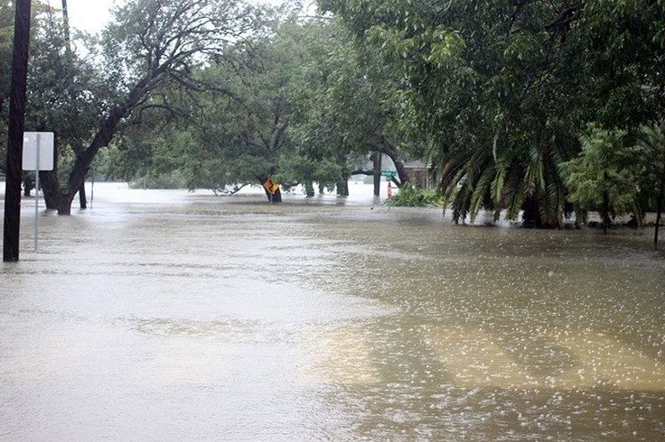 As of Tuesday morning, Houston had received more rainfall than in any other year on record - with nearly three months left in 2017 to add to that total. George Bush Intercontinental Airport received 1.46 inches of rain overnight, the...