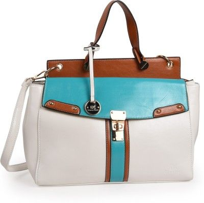 Diana Korr Satchel Blue-7 - Price in India #HandBags