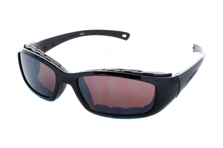 Rec Specs RS RIDER Sunglasses: Rec Specs Rider#8482 gives excellent peripheral vision with its head hugging temple design. With…