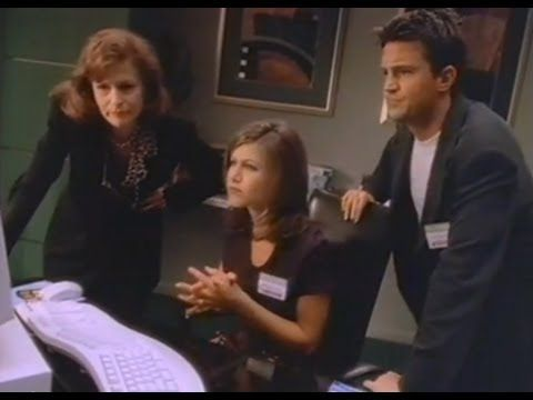 The highlight of 1995 :)  Microsoft Windows 95 Video Guide with Jennifer Aniston and Matthew Perry - Full Video - YouTube