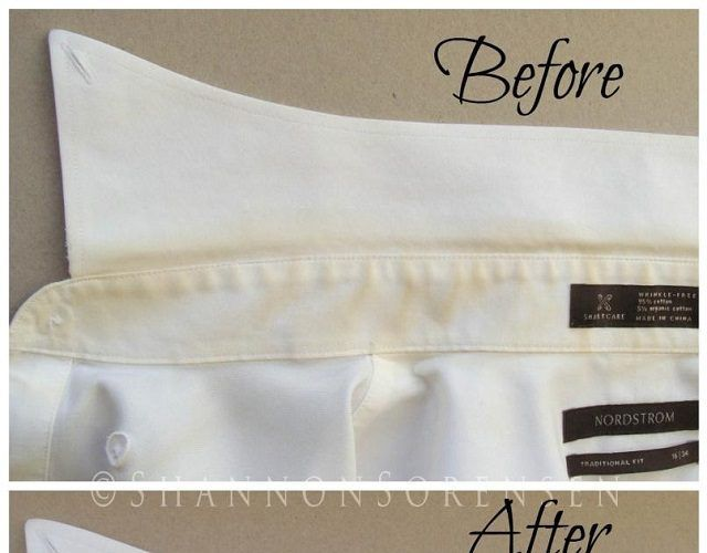 How to Remove Yellow Stains from Your Shirts - AllDayChic