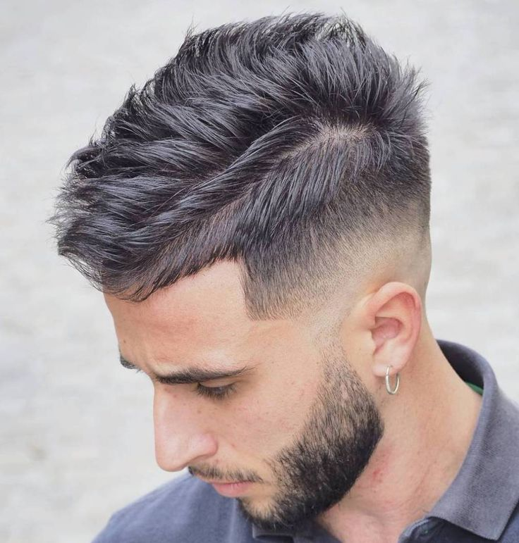 Frisuren manner iro