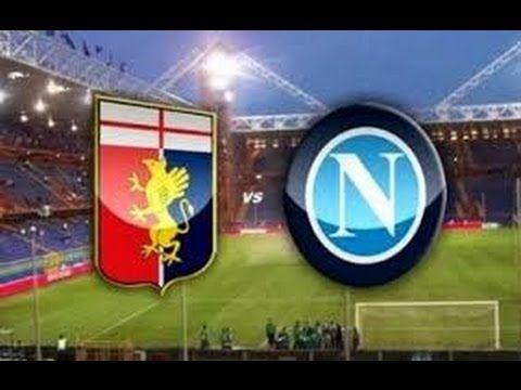Genoa-Napoli 1-2 1a Giornata Serie A 2014/15
