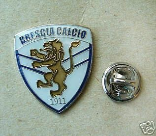 pin button badge Football FC BRESCIA AC Italy calcio