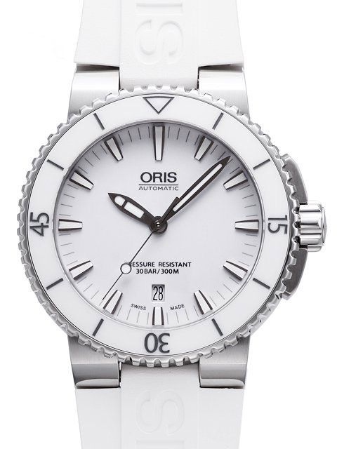 Oris Aquis Date 43mm 01 733 7653 4156-07 4 26 31EB