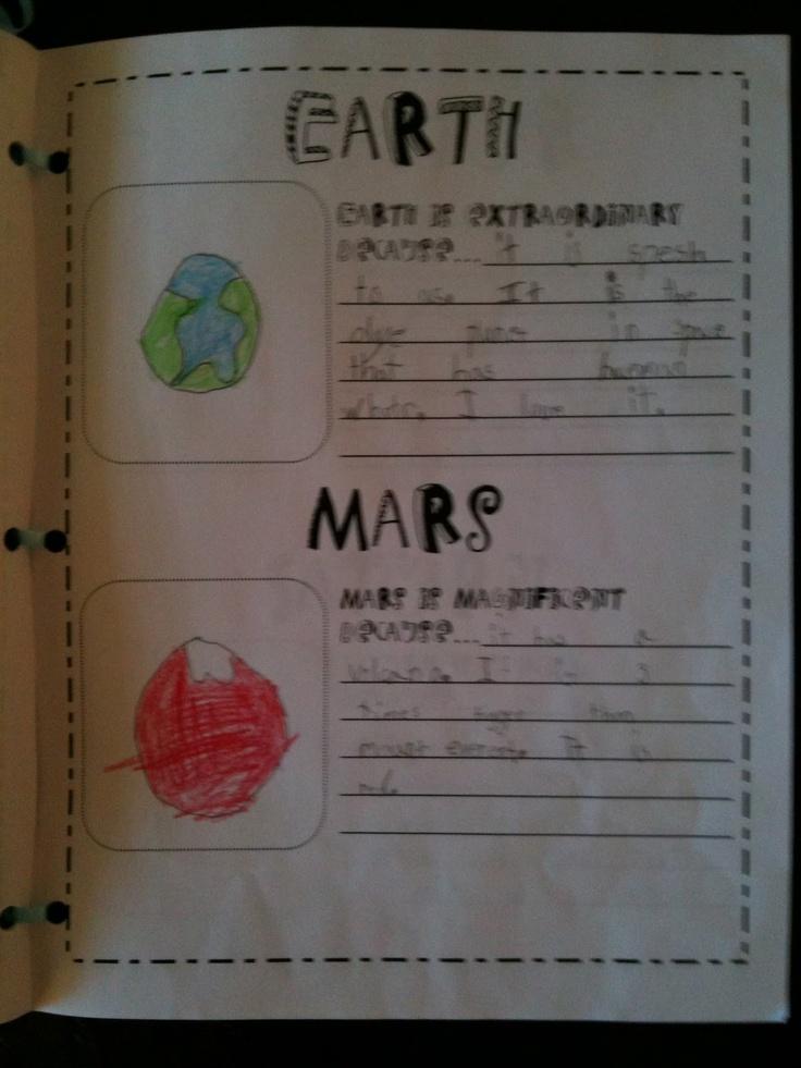 classroom solar system poem - photo #26