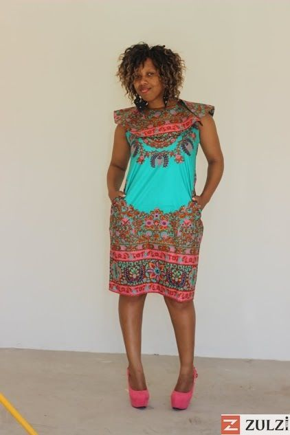 You can get this dress now at www.zulzi.com