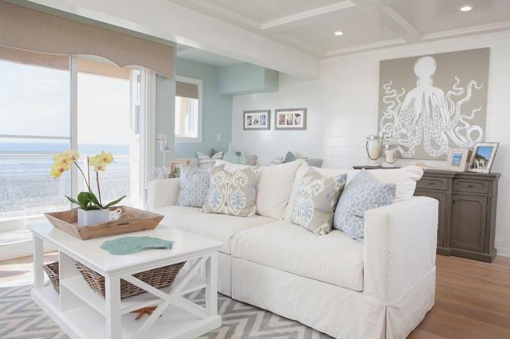 Vicky's Home: Estilo coastal inspirado en el mar / Coastal inspired style