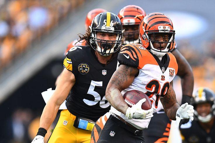 NFL Week 13 2017: Bengals vs Steelers Pre-game
