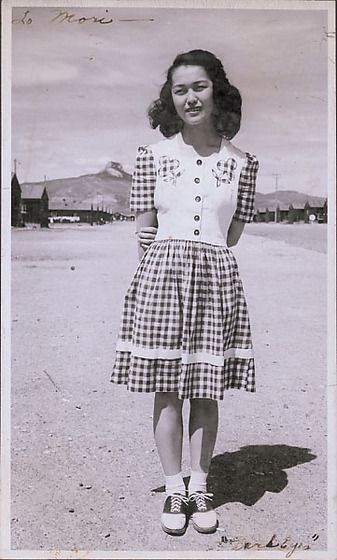 gingham and saddle shoes