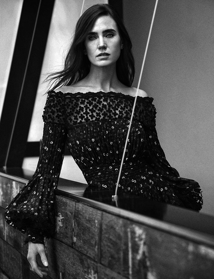 Jennifer Connelly by Victor Demarchelier